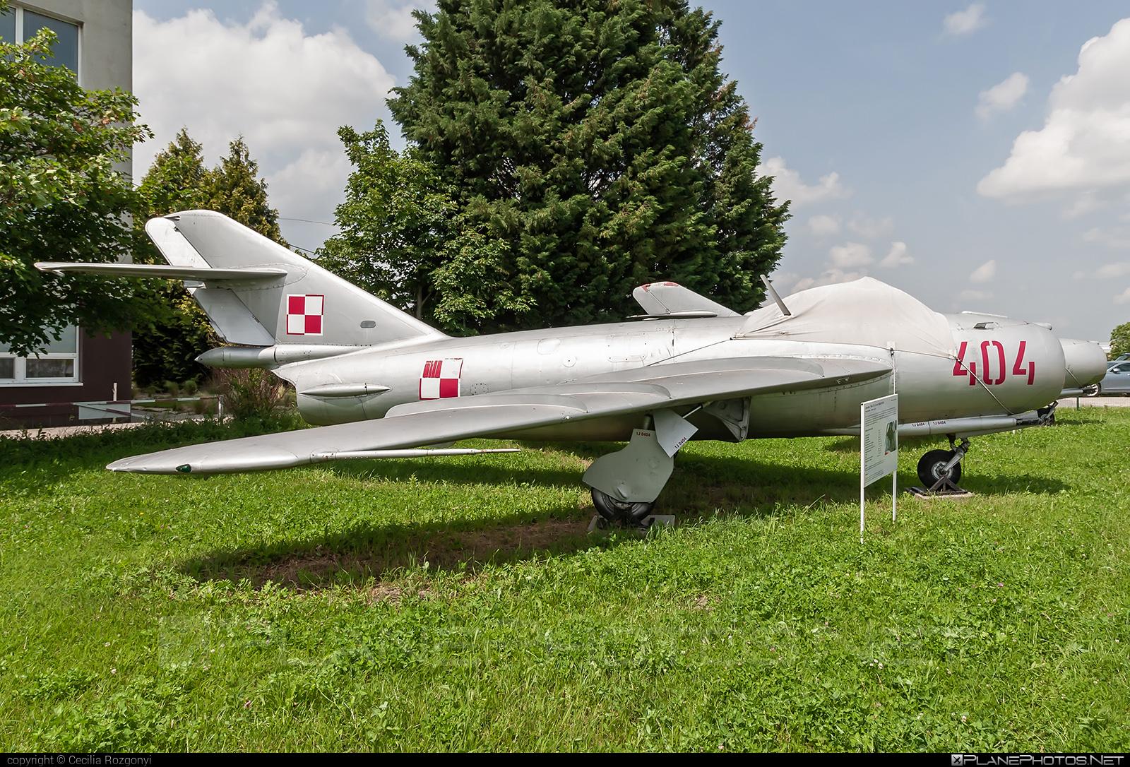 PZL-Mielec Lim-6R - 404 operated by Siły Powietrzne Rzeczypospolitej Polskiej (Polish Air Force) #polishairforce #pzl #pzlmielec #silypowietrzne