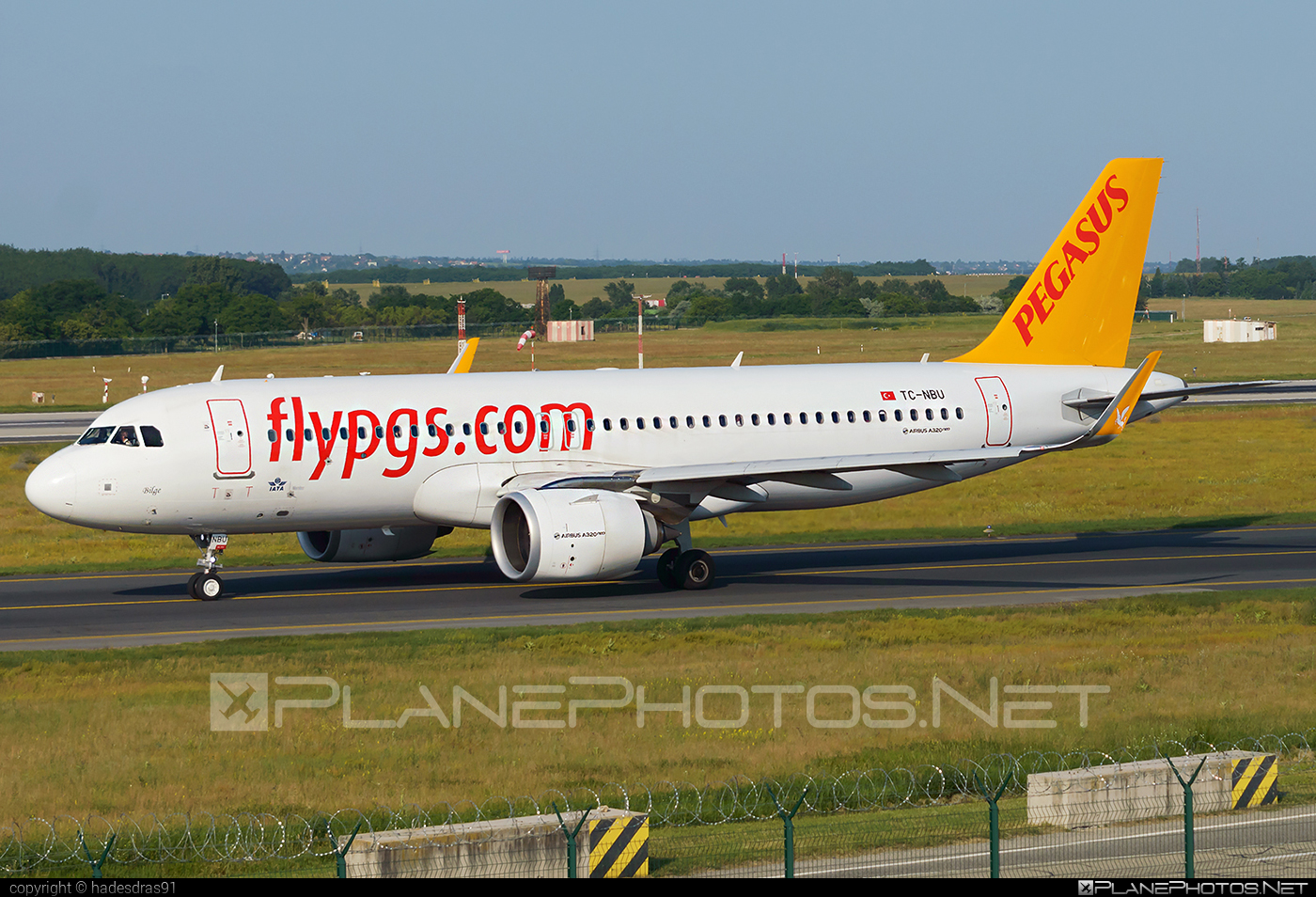 Airbus A320-251N - TC-NBU operated by Pegasus Airlines #a320 #a320family #a320neo #airbus #airbus320