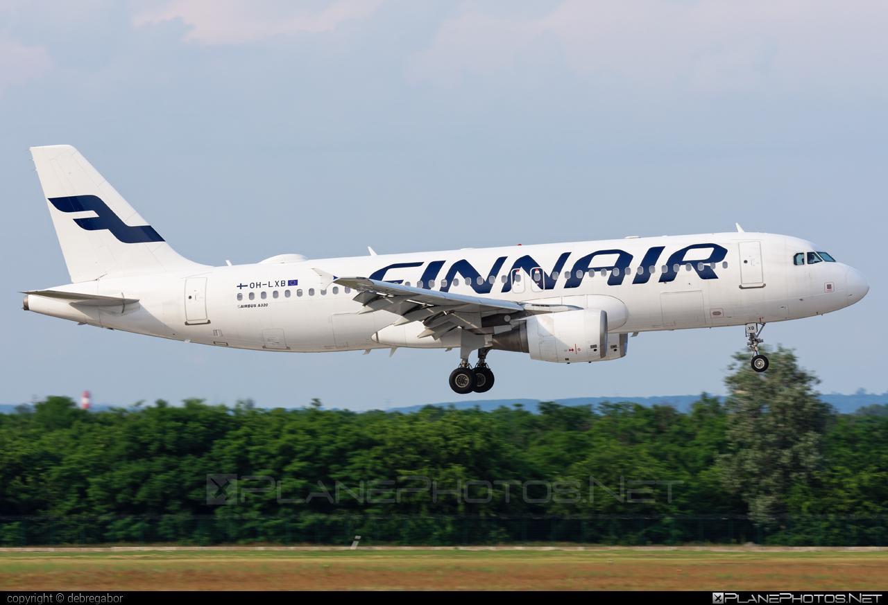 Airbus A320-214 - OH-LXB operated by Finnair #a320 #a320family #airbus #airbus320 #finnair