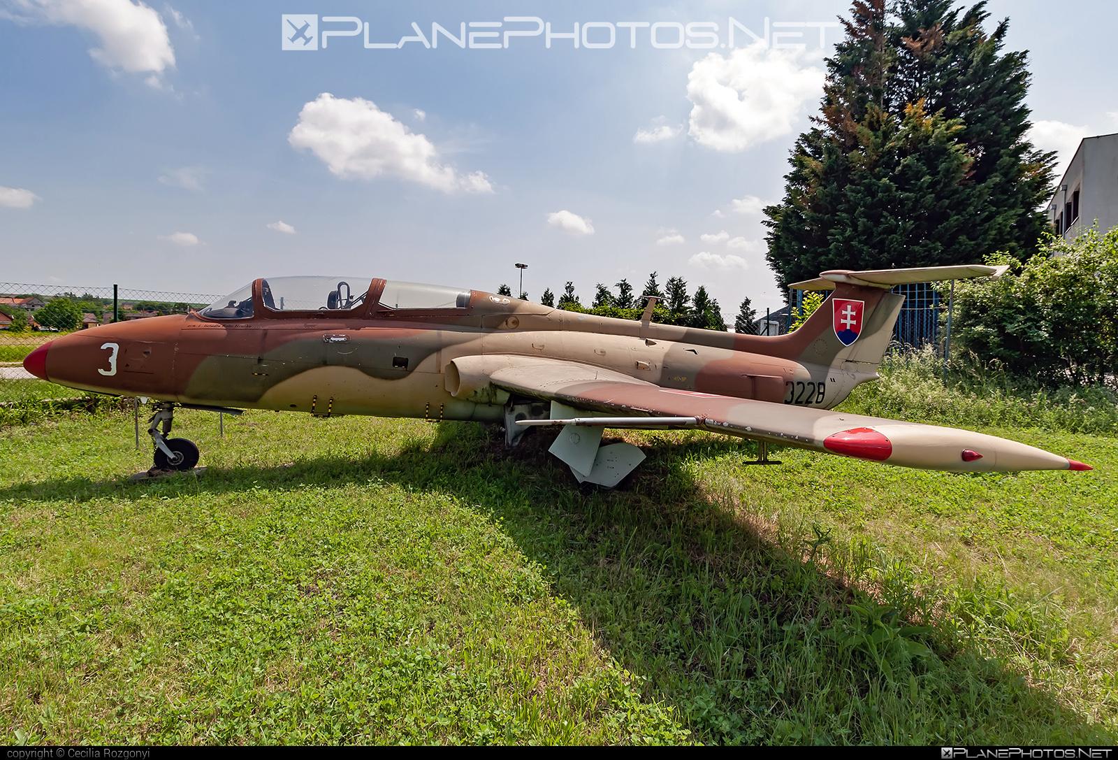 Aero L-29 Delfin - 3228 operated by Vzdušné sily OS SR (Slovak Air Force) #aero #aerol29 #aerol29delfin #delfin #l29 #slovakairforce #vzdusnesilyossr