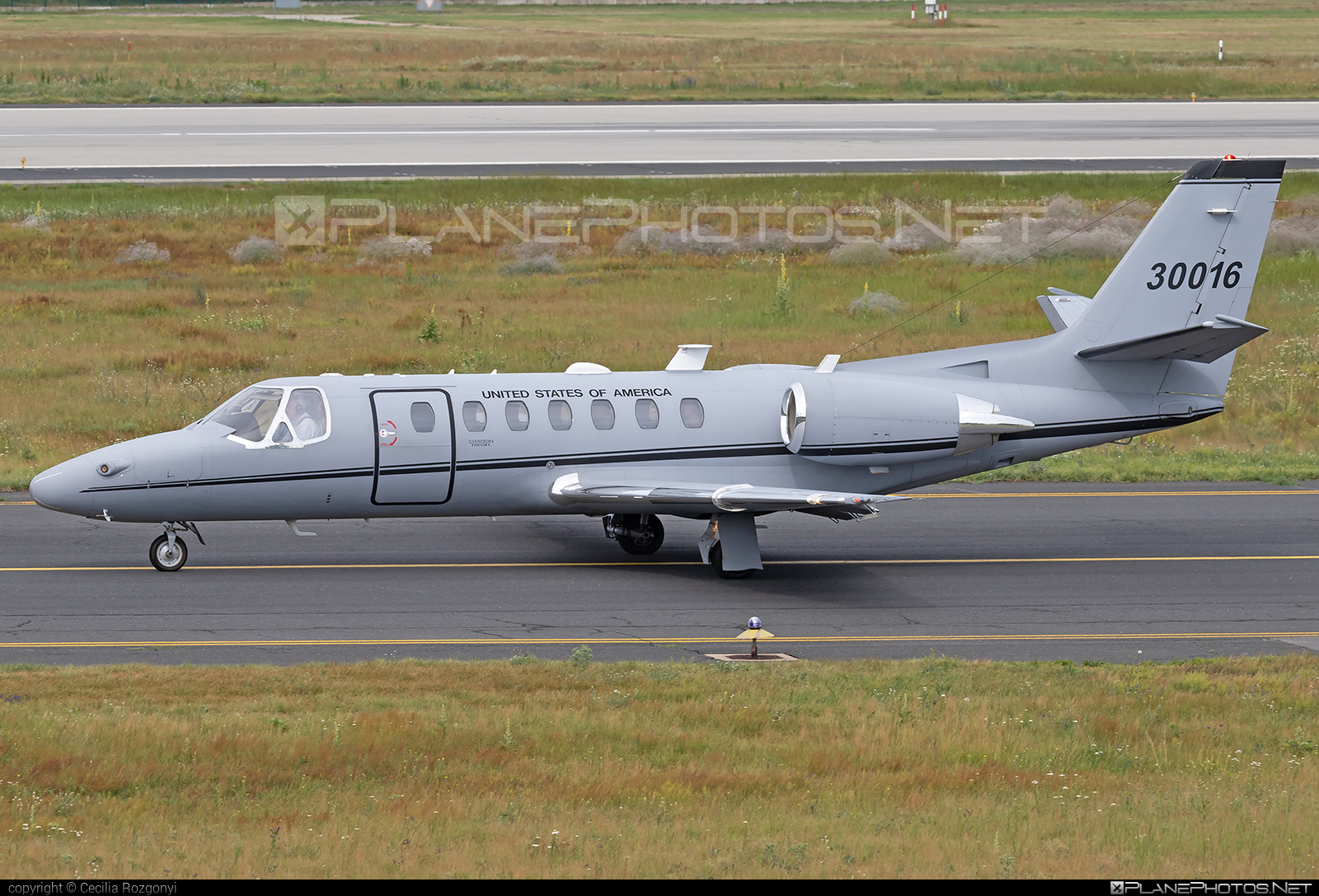 Cessna UC-35B Citation Encore - 03-00016 operated by US Army #cessna #usarmy