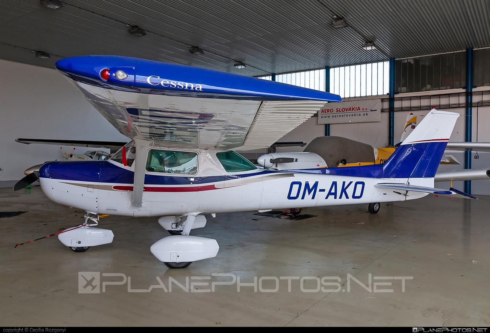 Cessna A152 Aerobat - OM-AKO operated by AERO SLOVAKIA #aeroslovakia #cessna #cessna152 #cessna152aerobat #cessnaa152 #cessnaa152aerobat