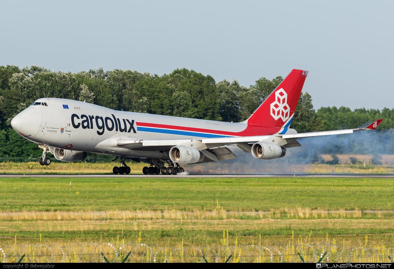 Boeing 747-400F - LX-OCV operated by Cargolux Airlines International #b747 #boeing #boeing747 #cargolux #jumbo