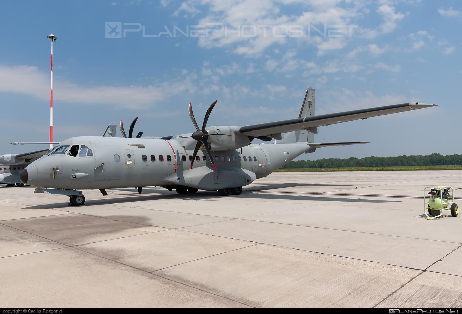 CASA 295M - CC-2 operated by Ilmavoimat (Finnish Air Force) #casa #finnishairforce #ilmavoimat