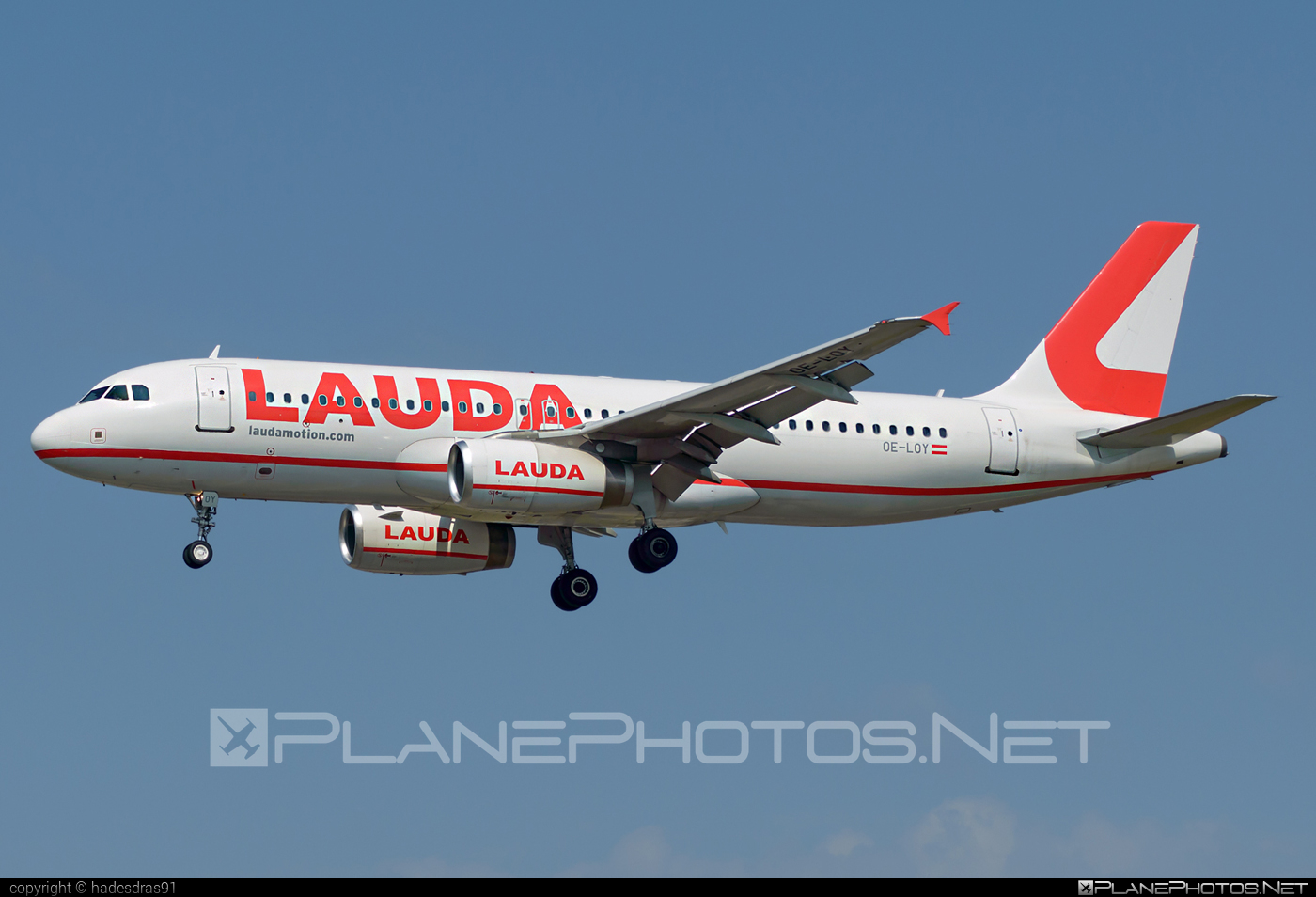 Airbus A320-232 - OE-LOY operated by LaudaMotion #a320 #a320family #airbus #airbus320 #laudamotion