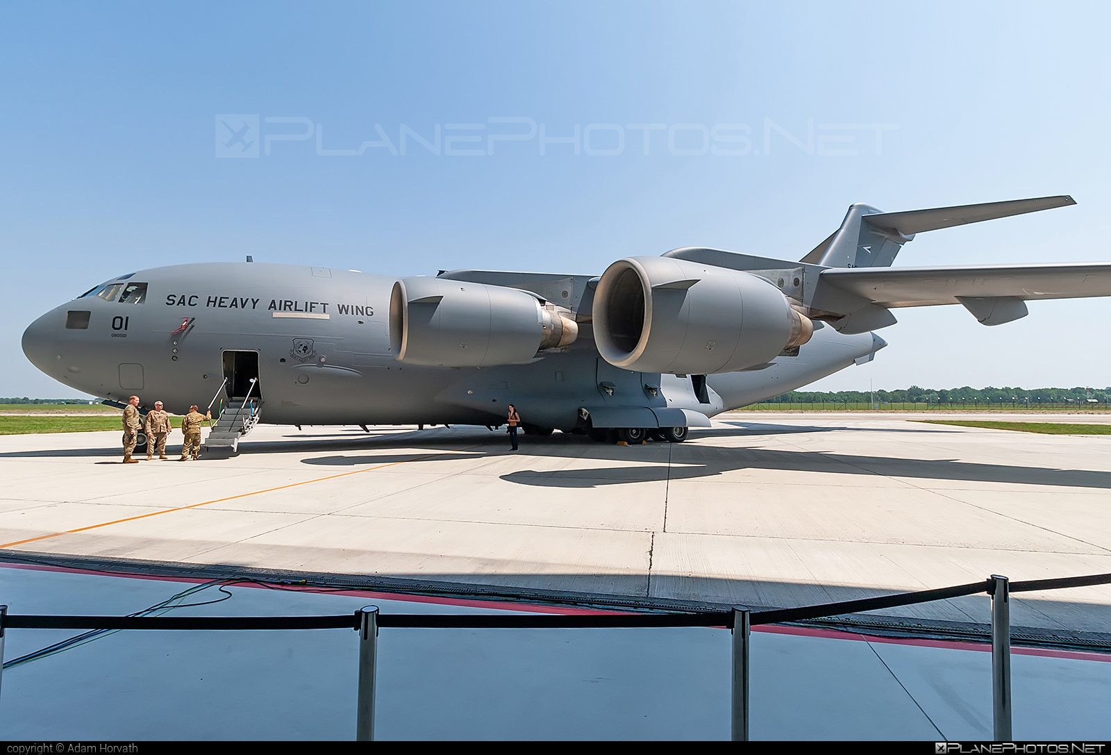 Boeing C-17A Globemaster III - 01 operated by NATO Strategic Airlift Capability (SAC) #boeing #c17 #c17globemaster #globemaster #globemasteriii #natostrategicairliftcapability #strategicairliftcapability