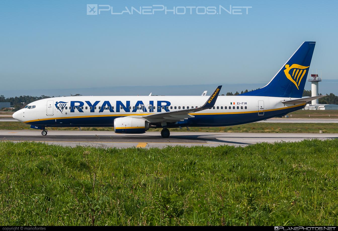 Boeing 737-800 - EI-FIM operated by Ryanair #b737 #b737nextgen #b737ng #boeing #boeing737 #ryanair