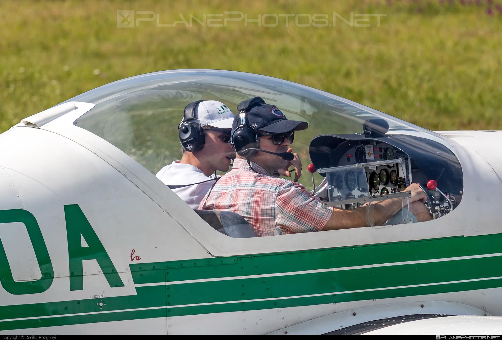 Aero AT AT-3 R100 - HA-VOA operated by CAVOK Aviation Training #aeroat #aeroat3 #aeroat3r100 #cavokaviationtraining
