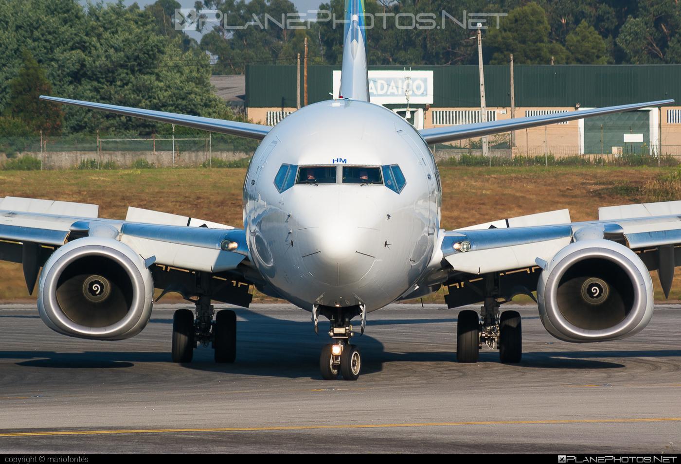 Boeing 737-800 - F-GZHM operated by Transavia France #b737 #b737nextgen #b737ng #boeing #boeing737