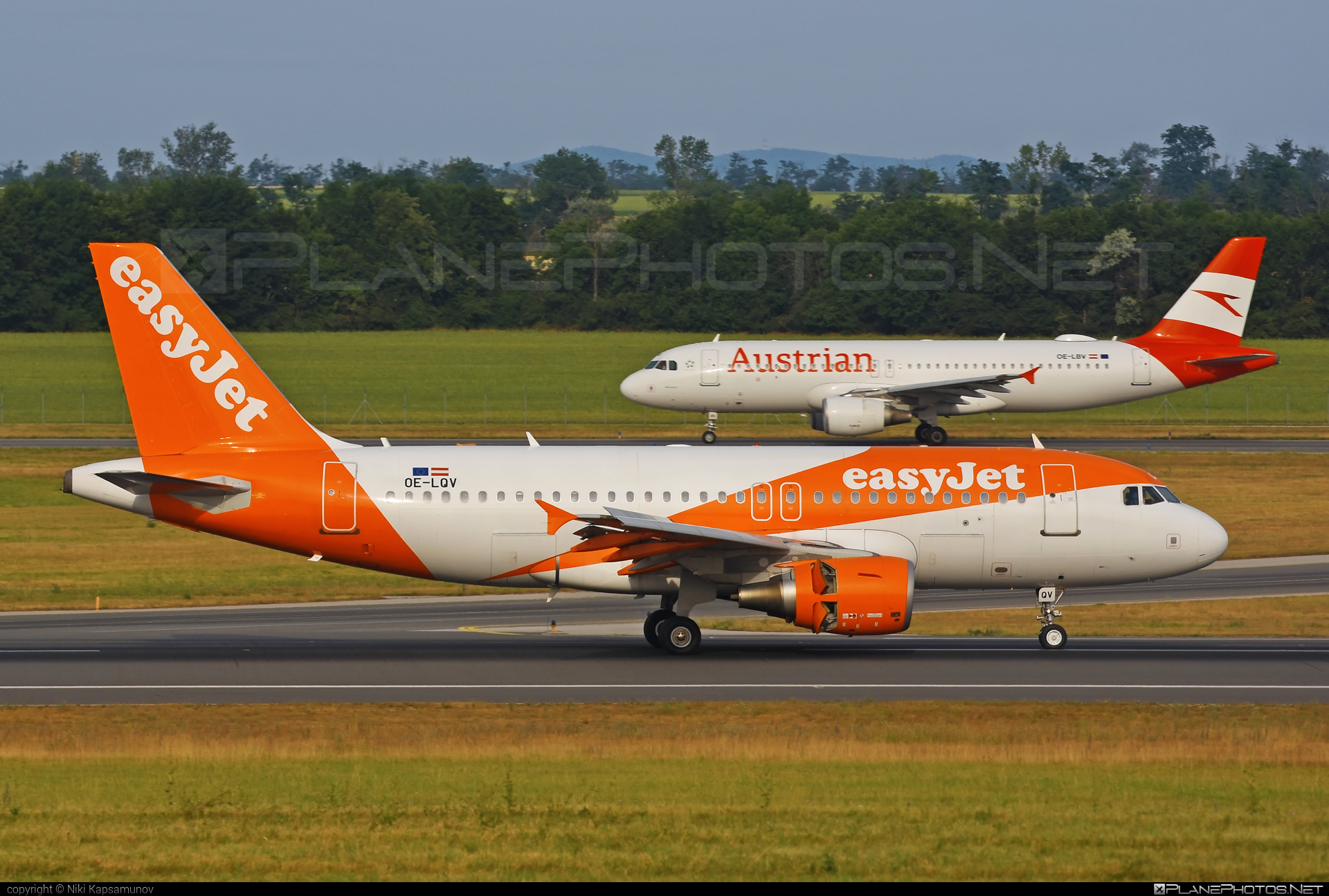 Airbus A319-111 - OE-LQV operated by easyJet Europe #a319 #a320family #airbus #airbus319 #easyjet #easyjeteurope