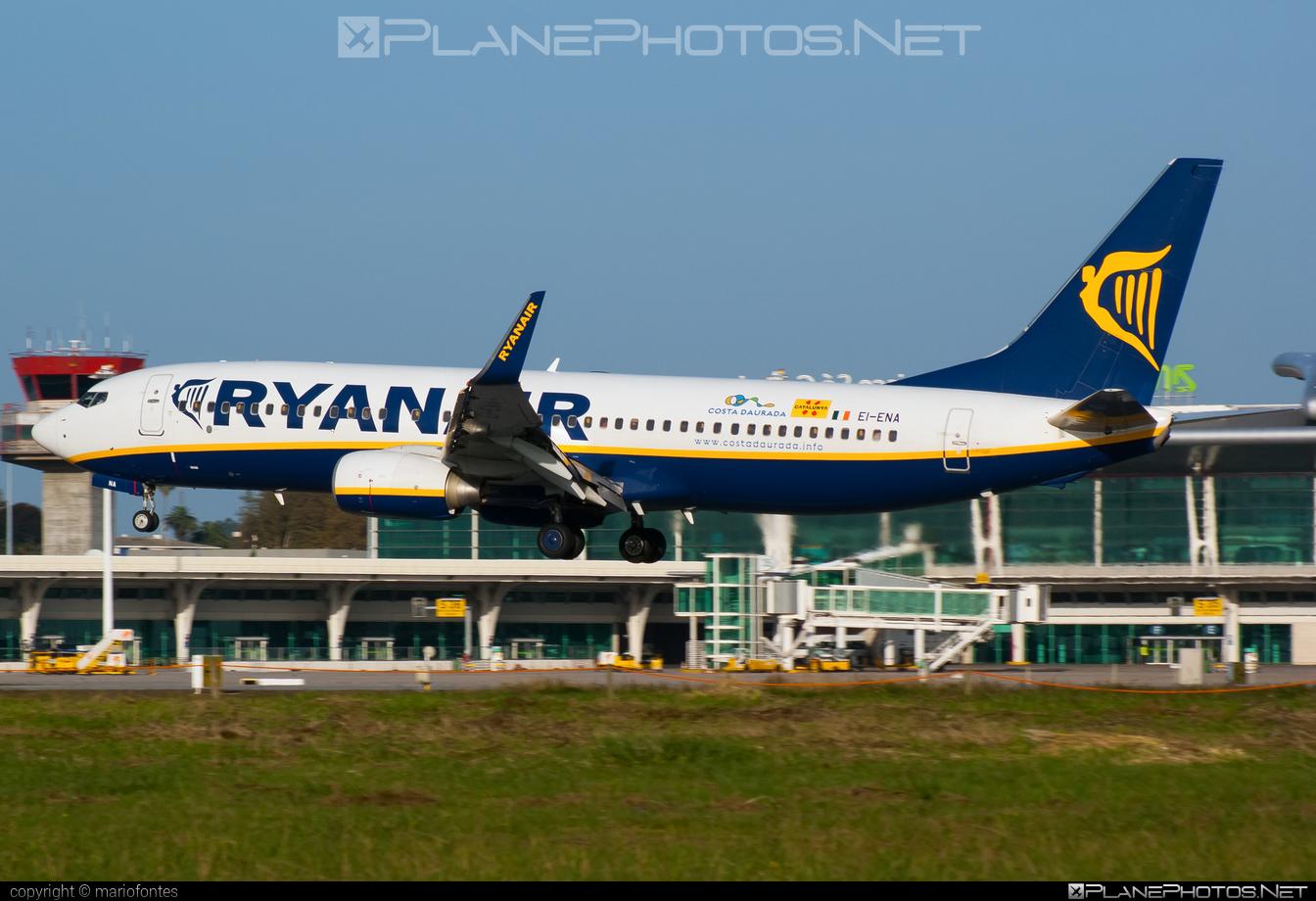 Boeing 737-800 - EI-ENA operated by Ryanair #b737 #b737nextgen #b737ng #boeing #boeing737 #ryanair