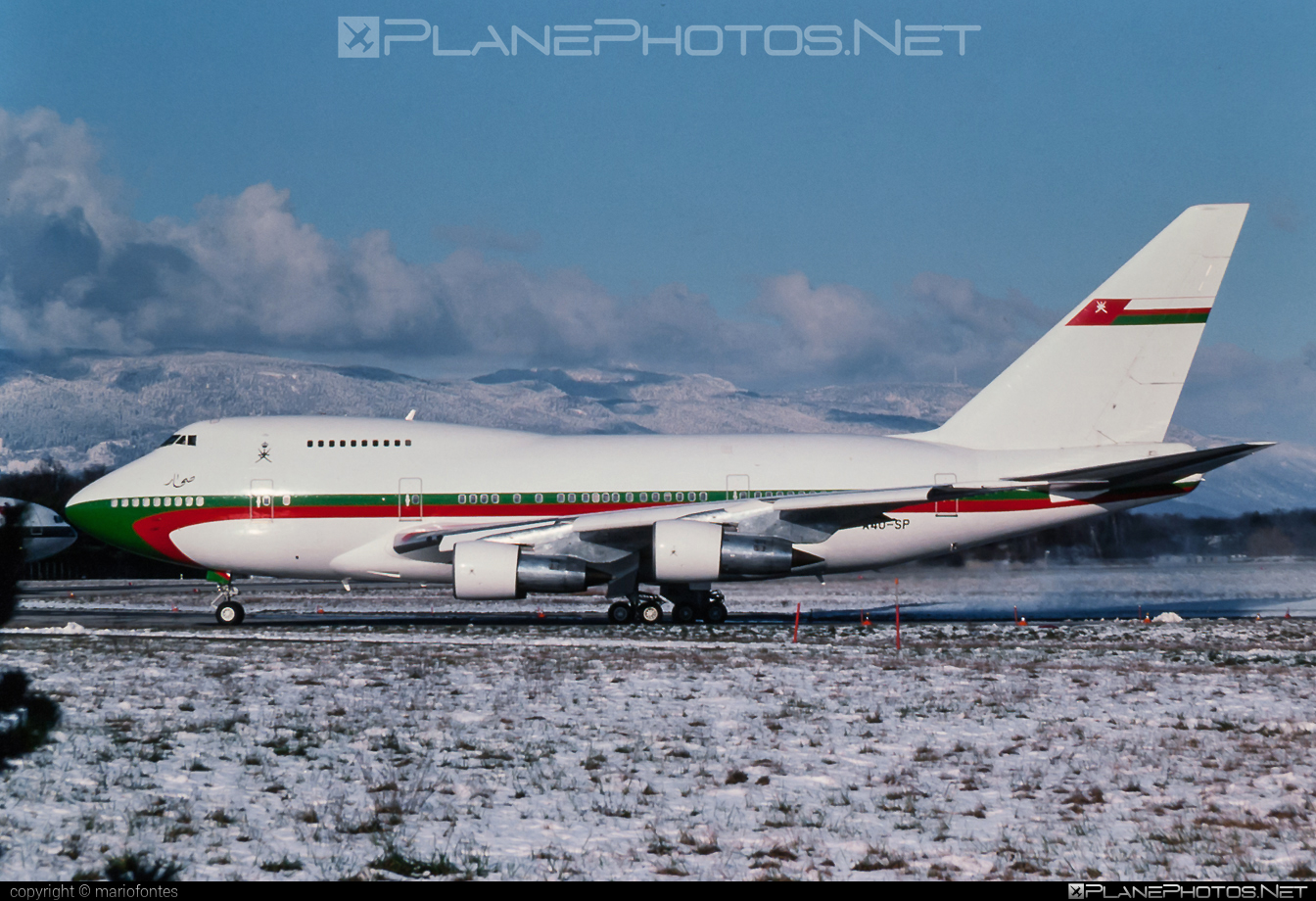 Boeing 747SP - A40-SP operated by Royal Flight of Oman #b747 #b747sp #boeing #boeing747 #jumbo #royalflightofoman