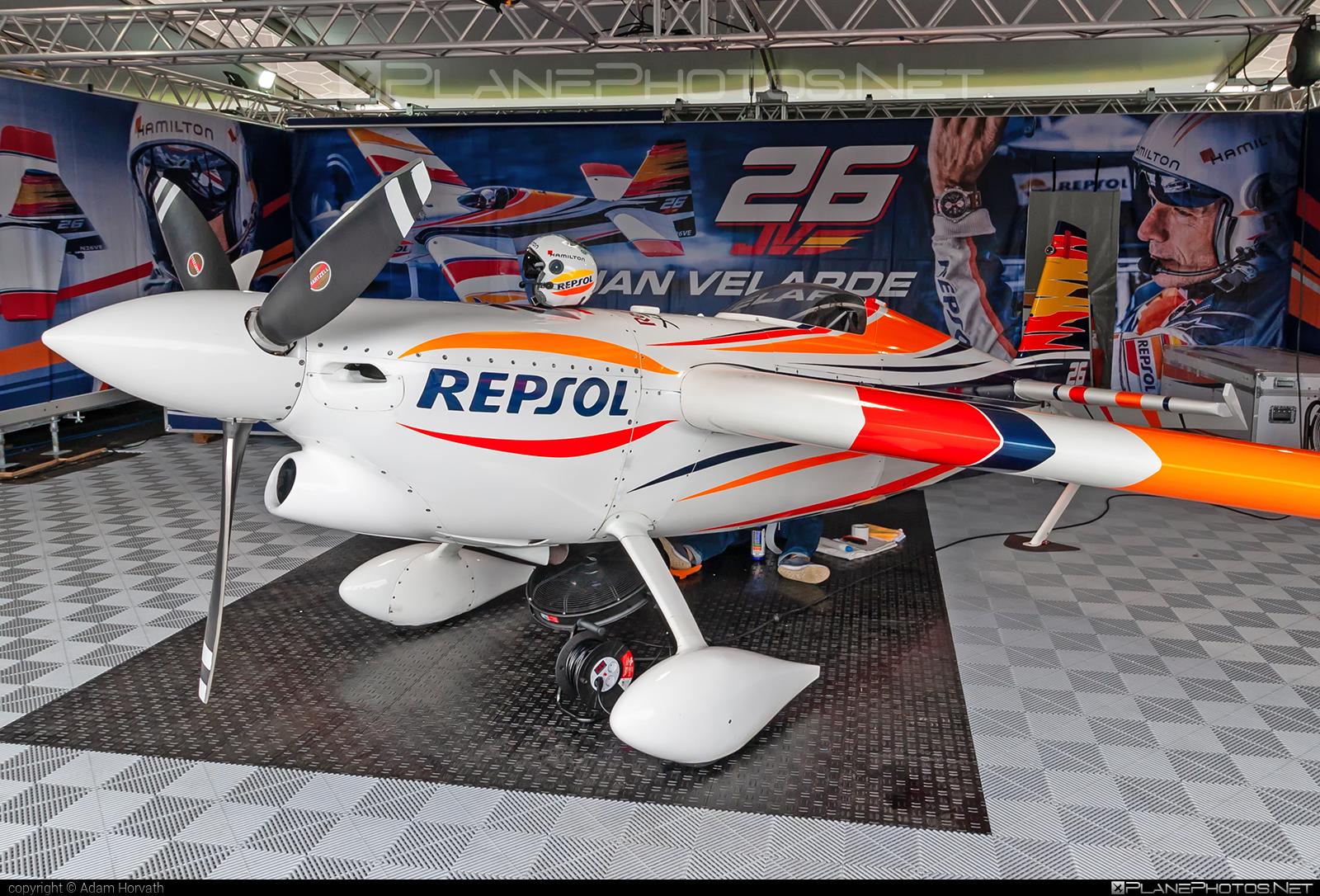 Zivko Edge 540V2 - N26VE operated by Private operator #edge540 #edge540v2 #juanvelarde #redbullairrace #redbullairracebalaton #zivko #zivkoedge #zivkoedge540 #zivkoedge540v2