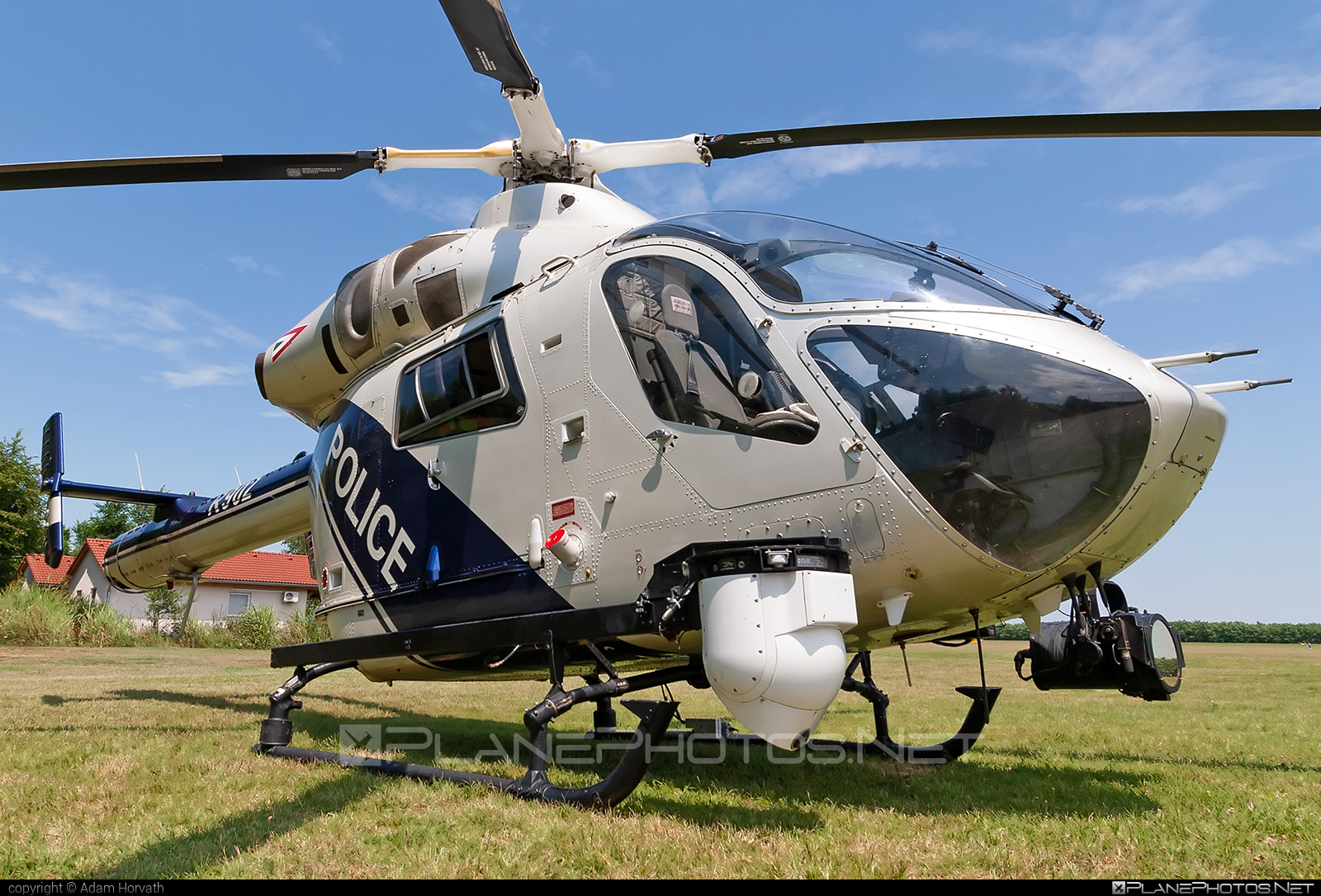 MD Helicopters MD-902 Explorer - R902 operated by Rendőrség (Hungarian Police) #hungarianpolice #mdhelicopters #rendorseg