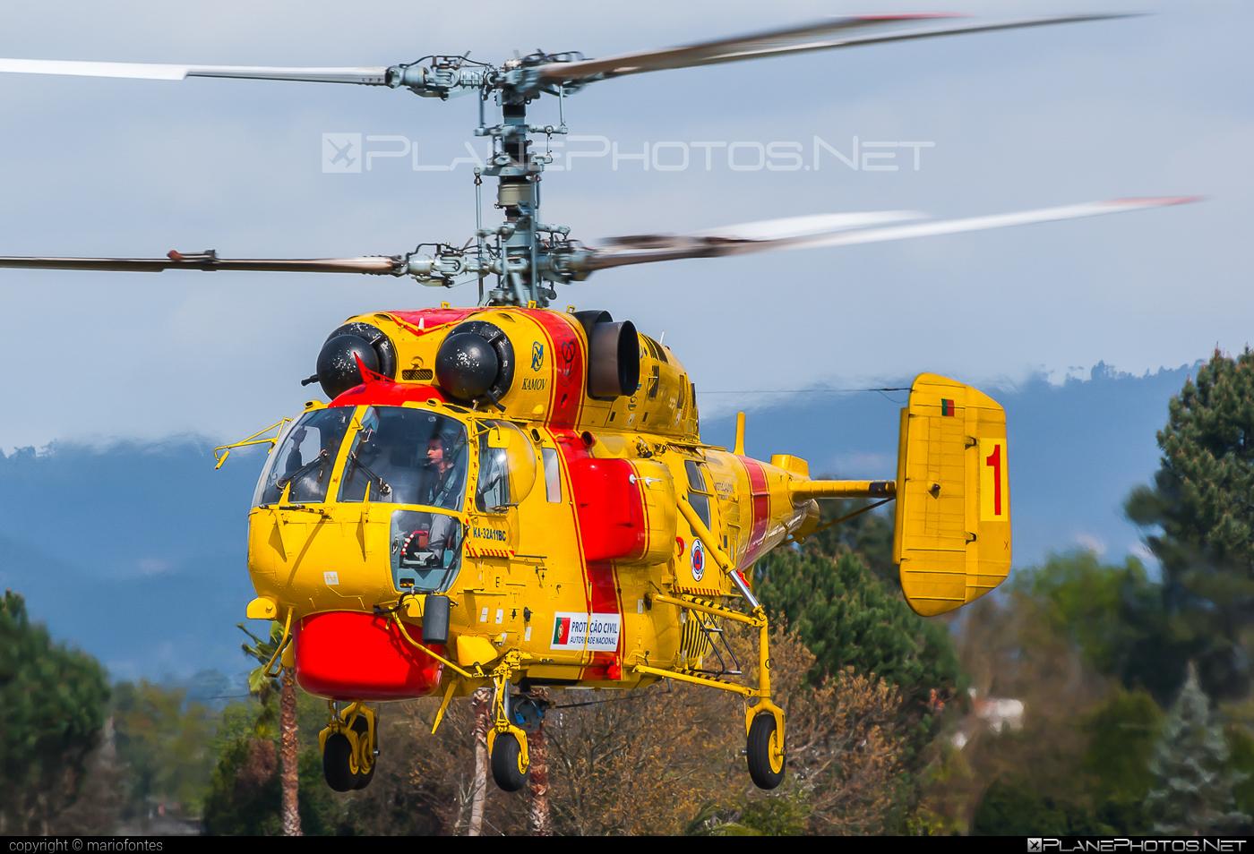 Kamov Ka-32A11BC - CS-HMP operated by Proteção Civil (Portugal Civil Protection) #ka32 #ka32a11bc #kamov #kamov32 #kamovka32 #portugalcivilprotection #protecaocivil
