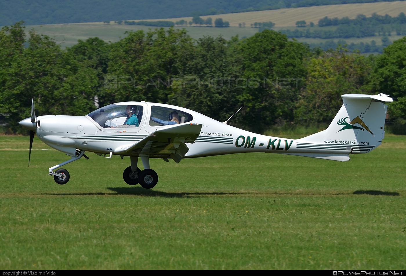 Diamond DA40 TDI Diamond Star - OM-KLV operated by Seagle Air FTO #diamond