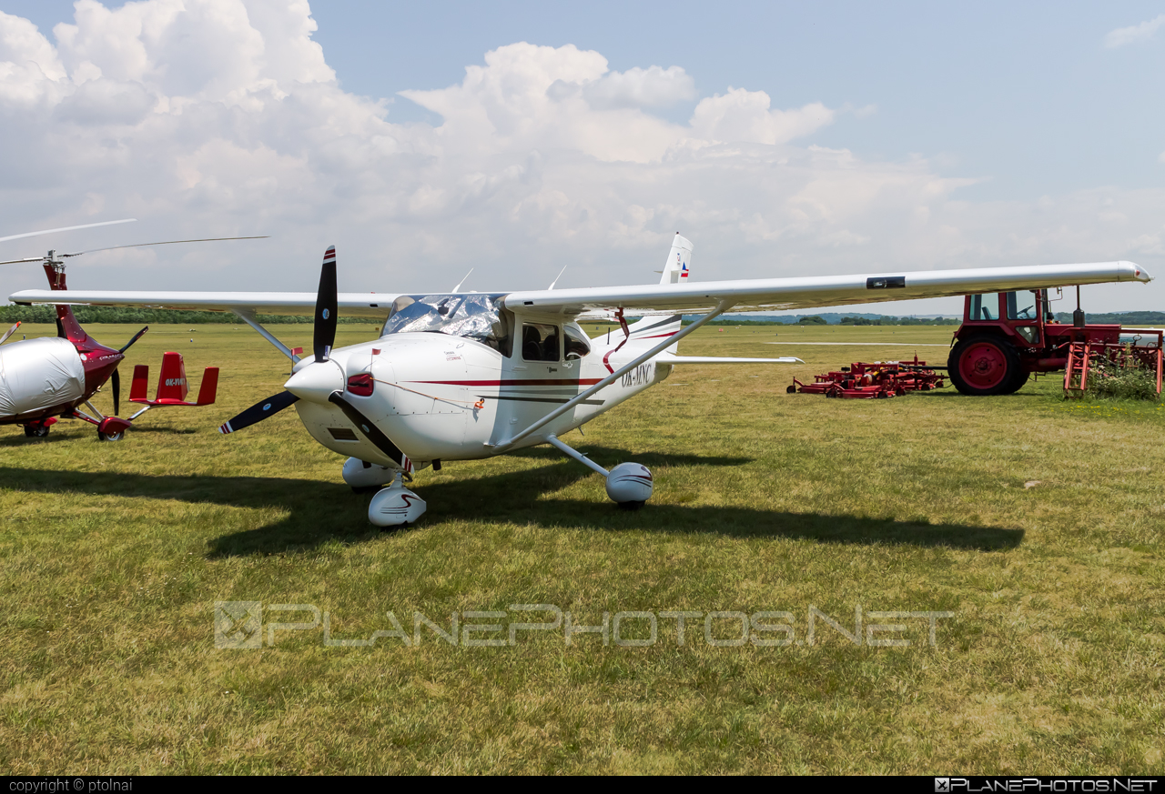 Cessna 182T Skylane - OK-MNC operated by Private operator #cessna #cessna182 #cessna182skylane #cessna182t #cessna182tskylane #cessnaskylane