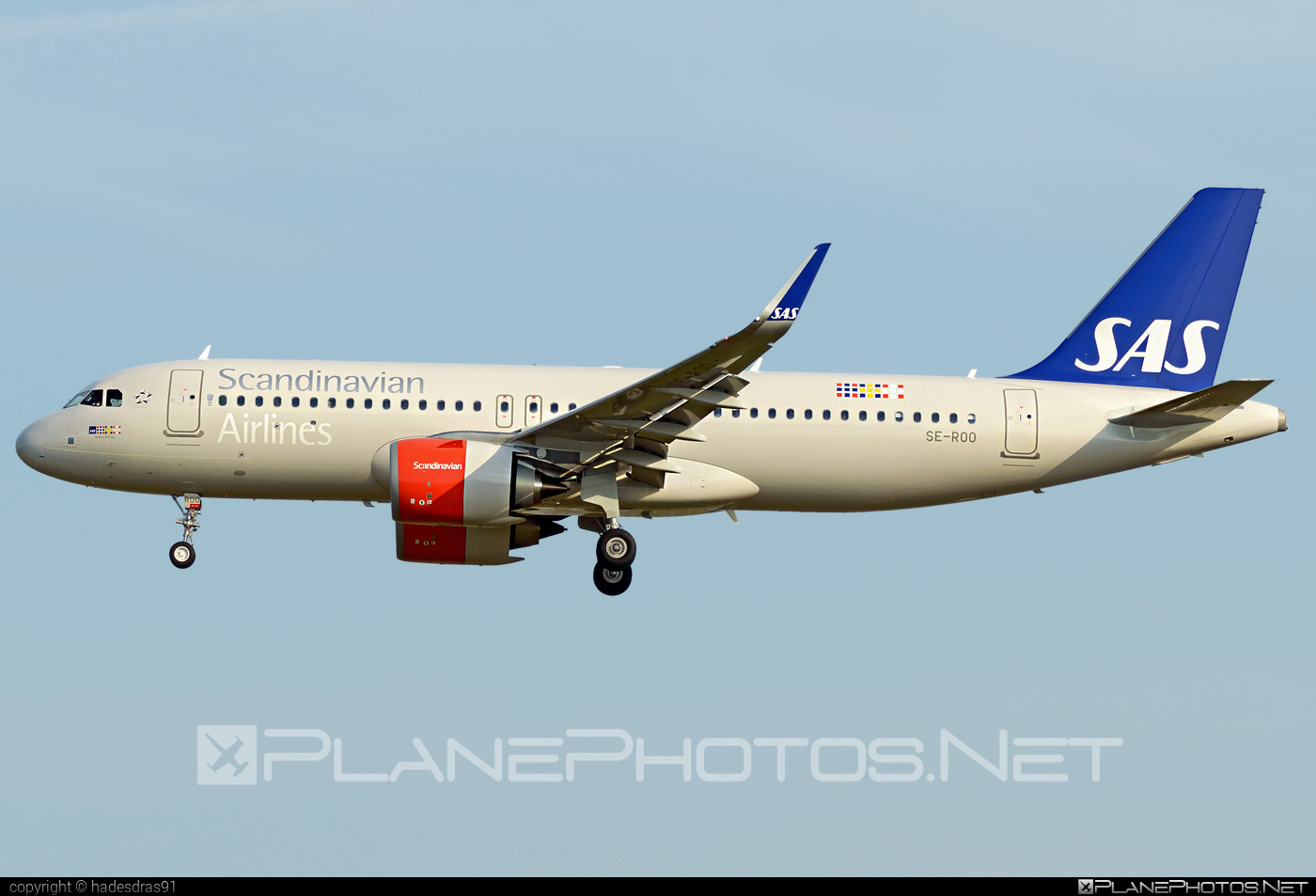 Airbus A320-251N - SE-ROO operated by Scandinavian Airlines (SAS) #a320 #a320family #a320neo #airbus #airbus320 #sas #sasairlines #scandinavianairlines