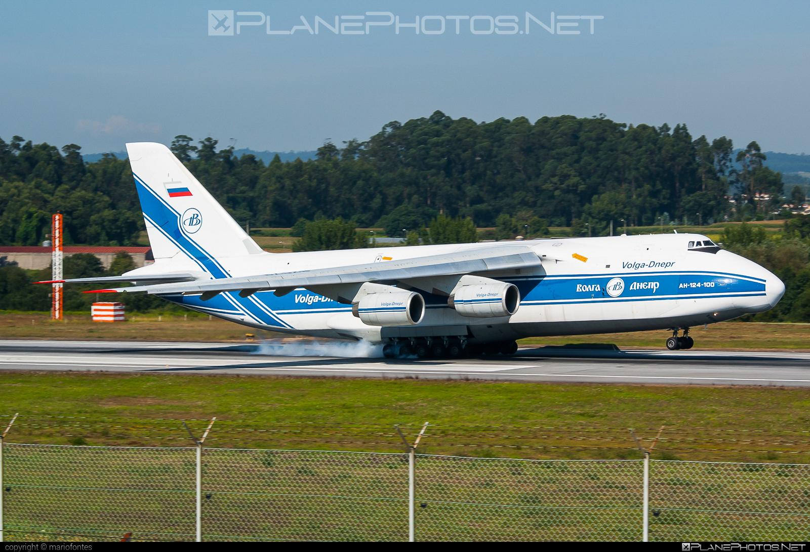 Antonov An-124-100 Ruslan - RA-82079 operated by Volga Dnepr Airlines #an124 #an124100 #antonov #antonov124 #ruslan