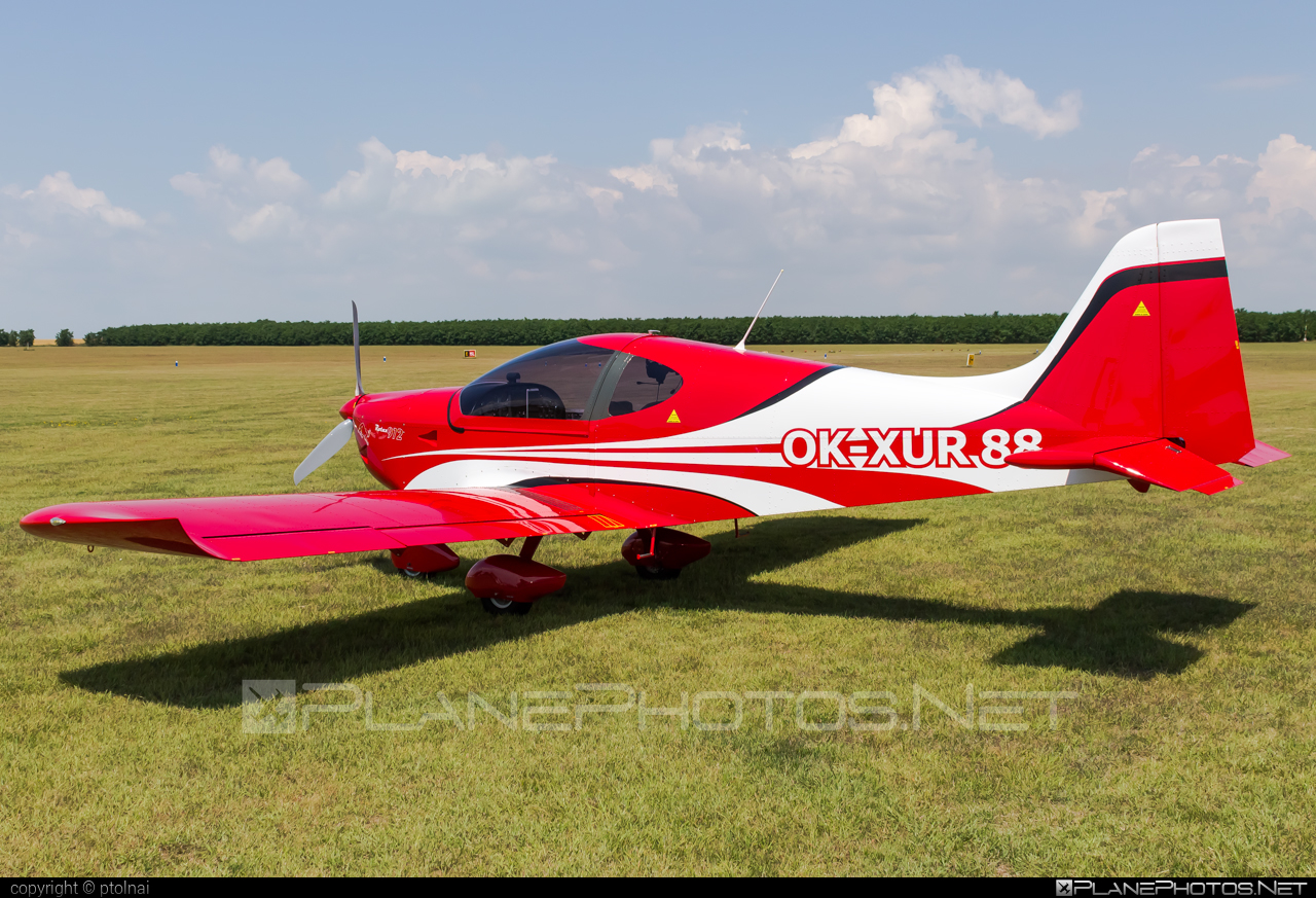 Direct Fly Alto 912TG - OK-XUR 88 operated by Private operator #alto912tg #directflyalto #directflyalto912tg