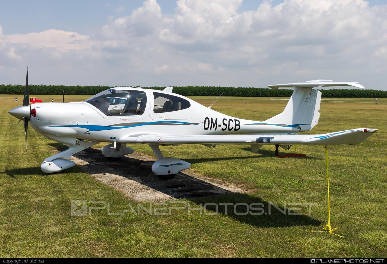 Diamond DA40 XLS Diamond Star - OM-SCB operated by Flying Service s.r.o. #diamond #flyingservicesro