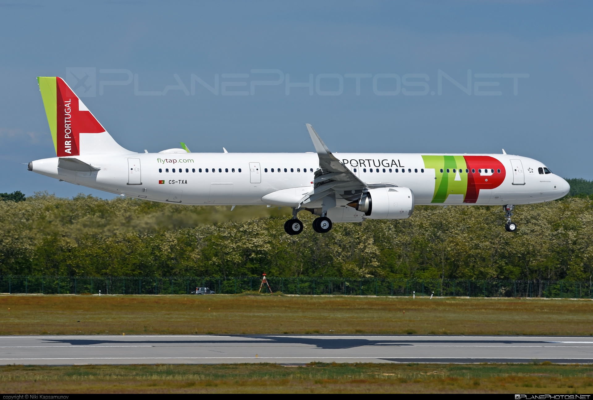 Airbus A321-251NX - CS-TXA operated by TAP Portugal #a320family #a321 #a321neo #airbus #airbus321 #airbus321lr
