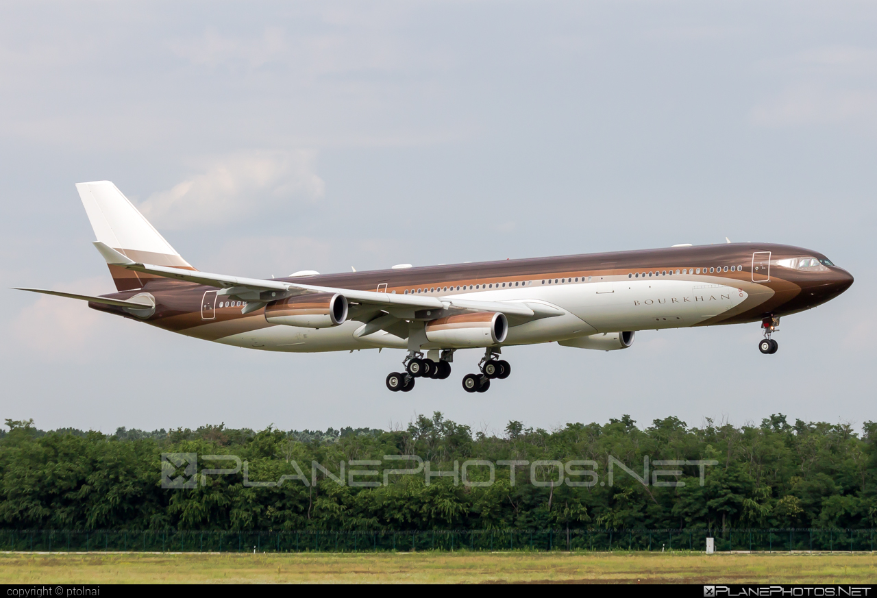 Airbus A340-313E - M-IABU operated by Klaret Aviation #a340 #a340family #airbus #airbus340 #klaretaviation
