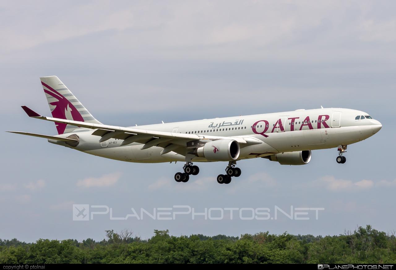 Airbus A330-202 - A7-ACJ operated by Qatar Airways #a330 #a330family #airbus #airbus330 #qatarairways