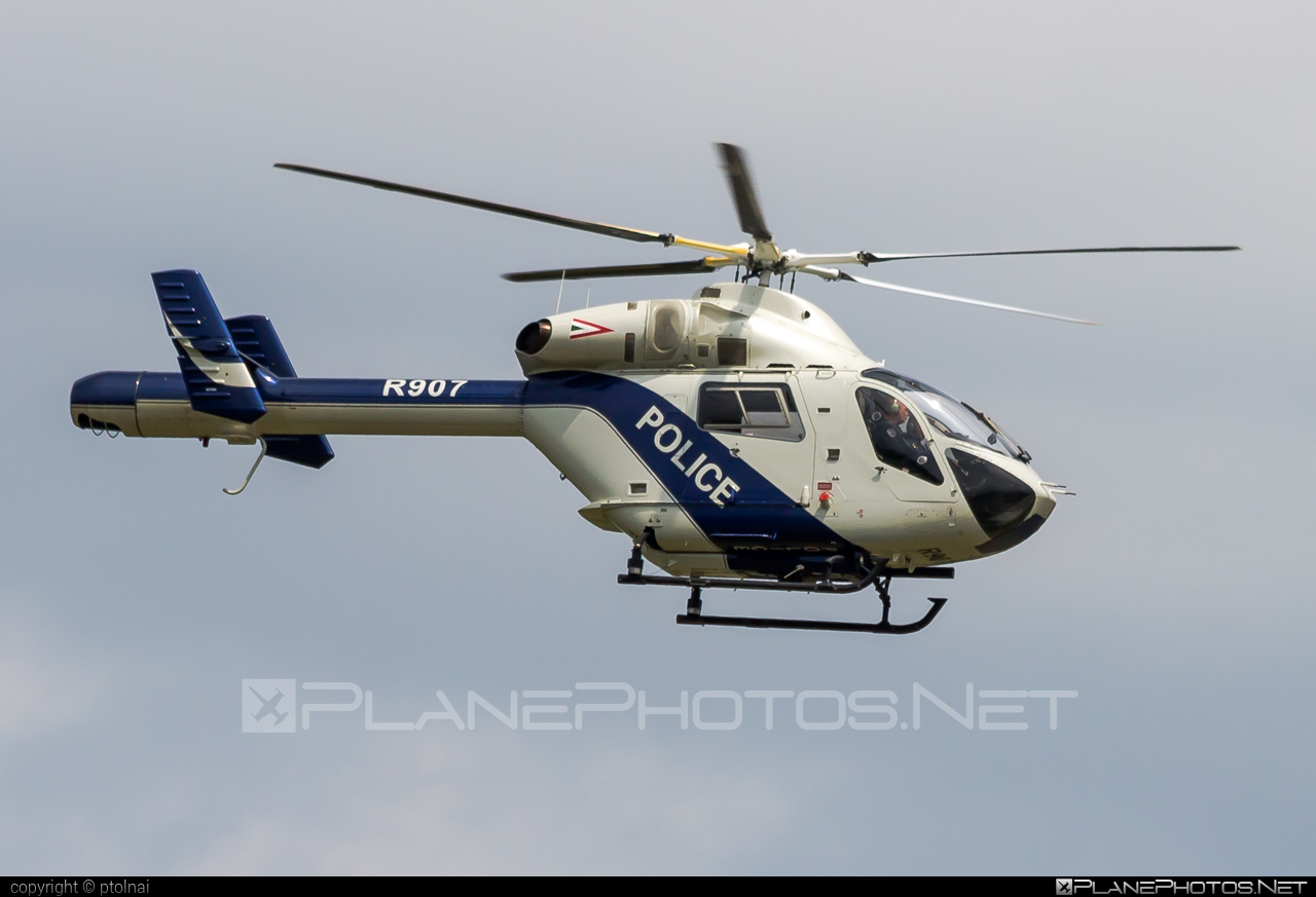 MD Helicopters MD-902 Explorer - R907 operated by Rendőrség (Hungarian Police) #hungarianpolice #mdhelicopters #rendorseg