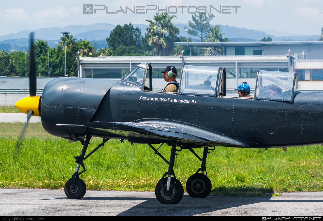 Aerostar Iak-52 - SP-YEL operated by Private operator #iak52 #yak52