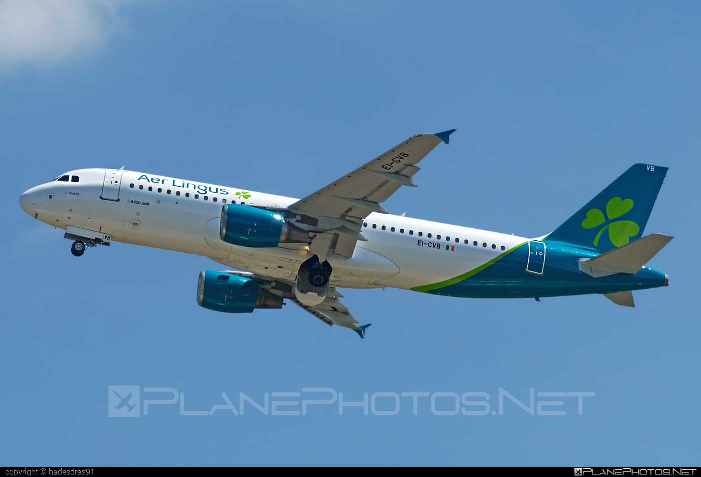 Airbus A320-214 - EI-CVB operated by Aer Lingus #a320 #a320family #aerlingus #airbus #airbus320