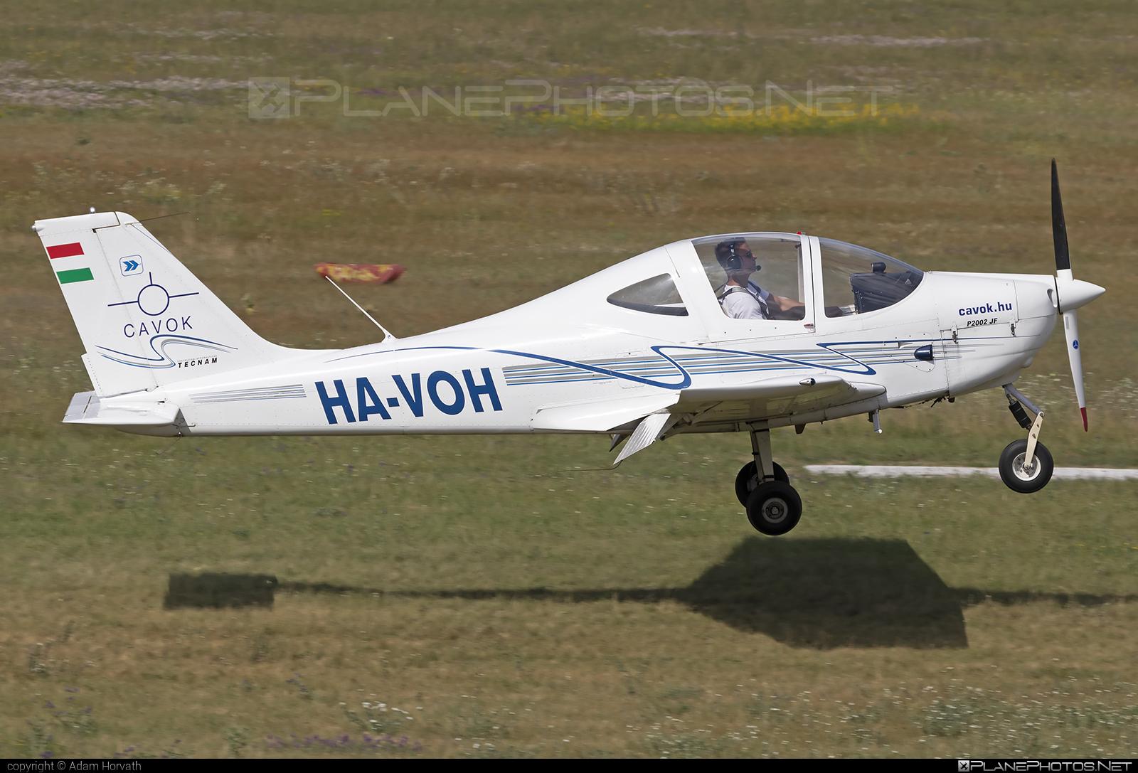 Tecnam P2002JF Sierra - HA-VOH operated by CAVOK Aviation Training #cavokaviationtraining #tecnam