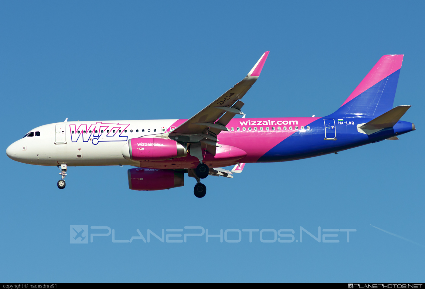 Airbus A320-232 - HA-LWR operated by Wizz Air #a320 #a320family #airbus #airbus320 #wizz #wizzair