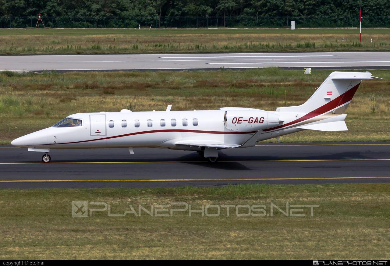 Bombardier Learjet 75 - OE-GAG operated by International Jet Management #bombardier #learjet #learjet75