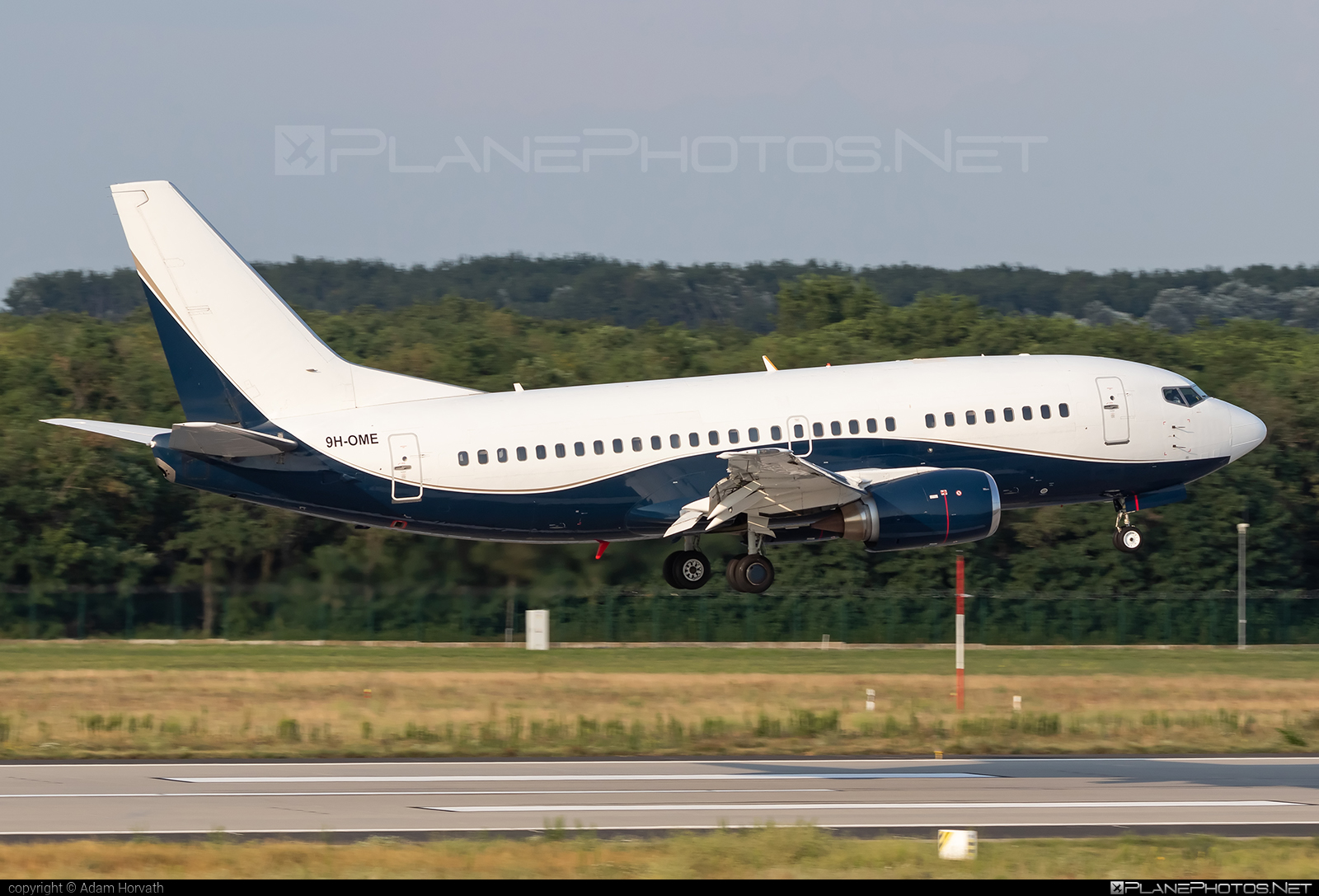 Boeing 737-500 - 9H-OME operated by Air X Charter #b737 #boeing #boeing737
