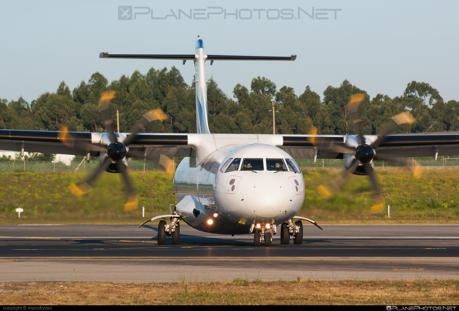 ATR 72-212A - EC-MKE operated by Swiftair #atr