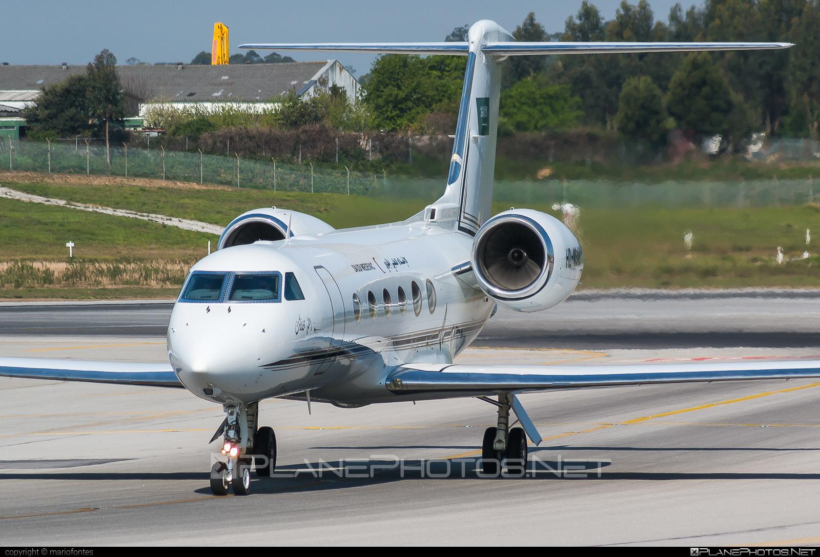 Gulfstream G450 - HZ-MS4B operated by Saudi Medevac #gulfstream #saudiaeromedicalevacuationdepartment #saudimedevac