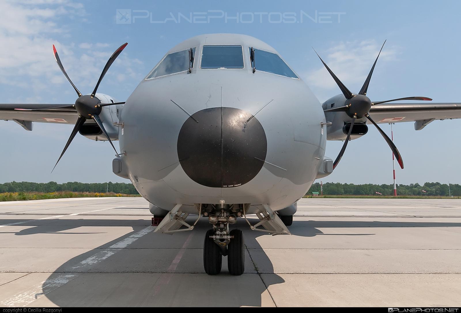 CASA 295M - 018 operated by Siły Powietrzne Rzeczypospolitej Polskiej (Polish Air Force) #casa #polishairforce #silypowietrzne