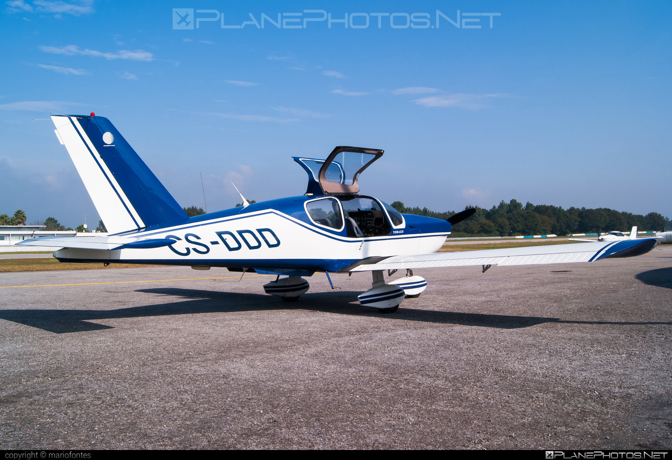 Socata TB10 Tobago - CS-DDD operated by Private operator #socata
