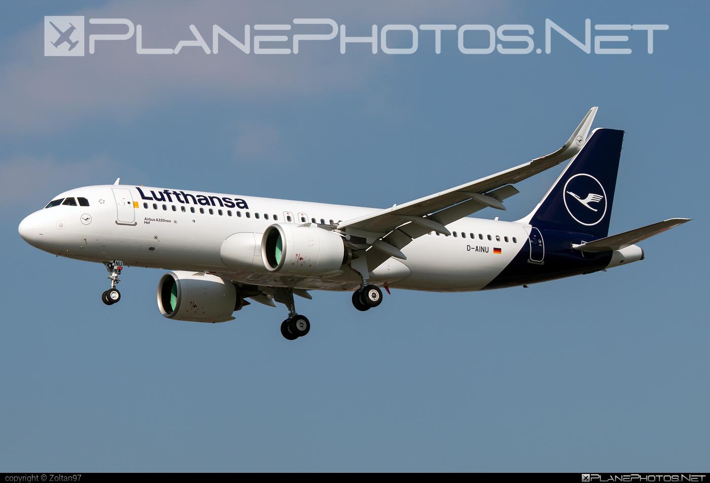 Airbus A320-271N - D-AINU operated by Lufthansa #a320 #a320family #a320neo #airbus #airbus320 #lufthansa