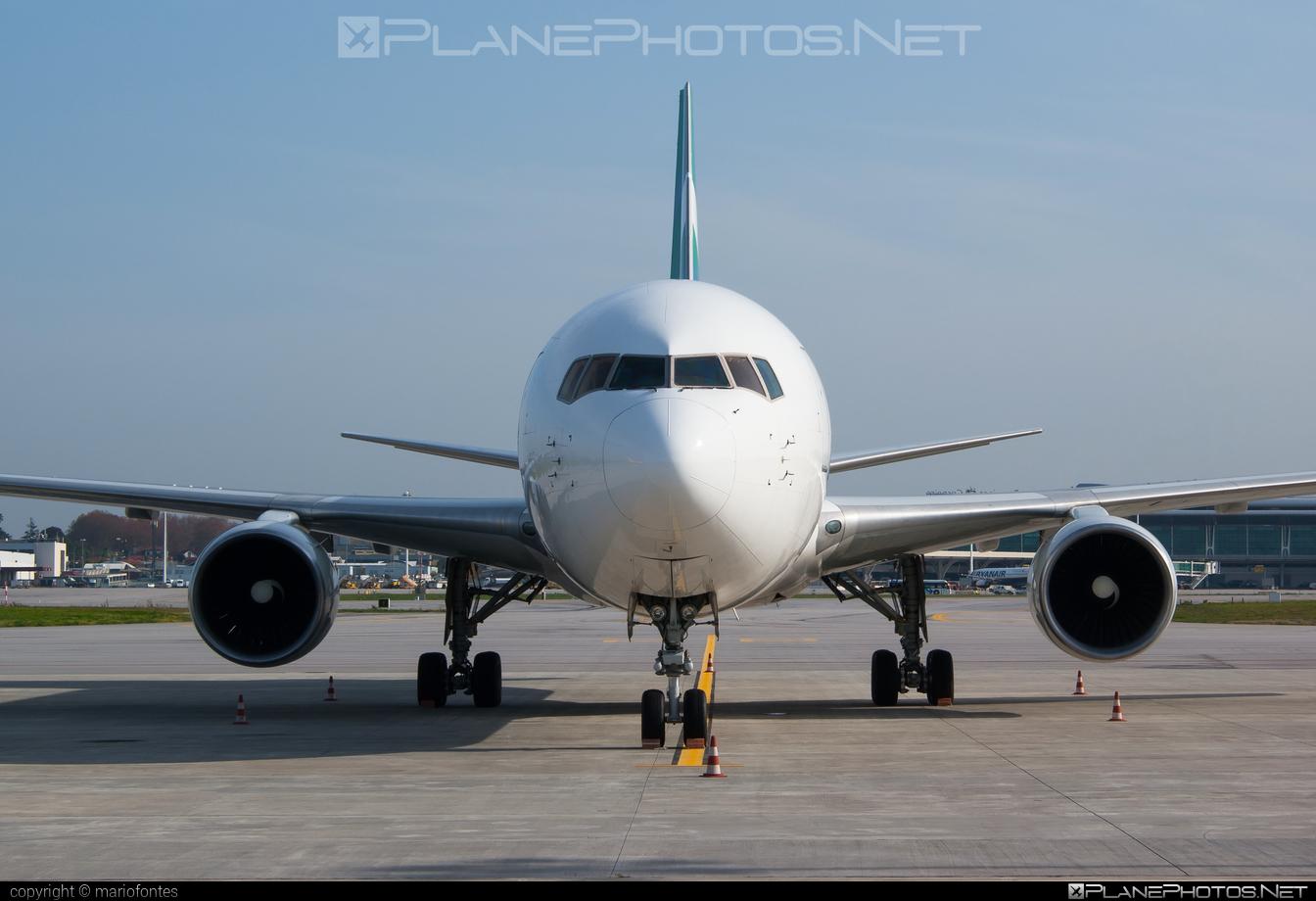 Boeing 767-300ER - CS-TRN operated by EuroAtlantic Airways #b767 #b767er #boeing #boeing767 #euroatlantic #euroatlanticairways