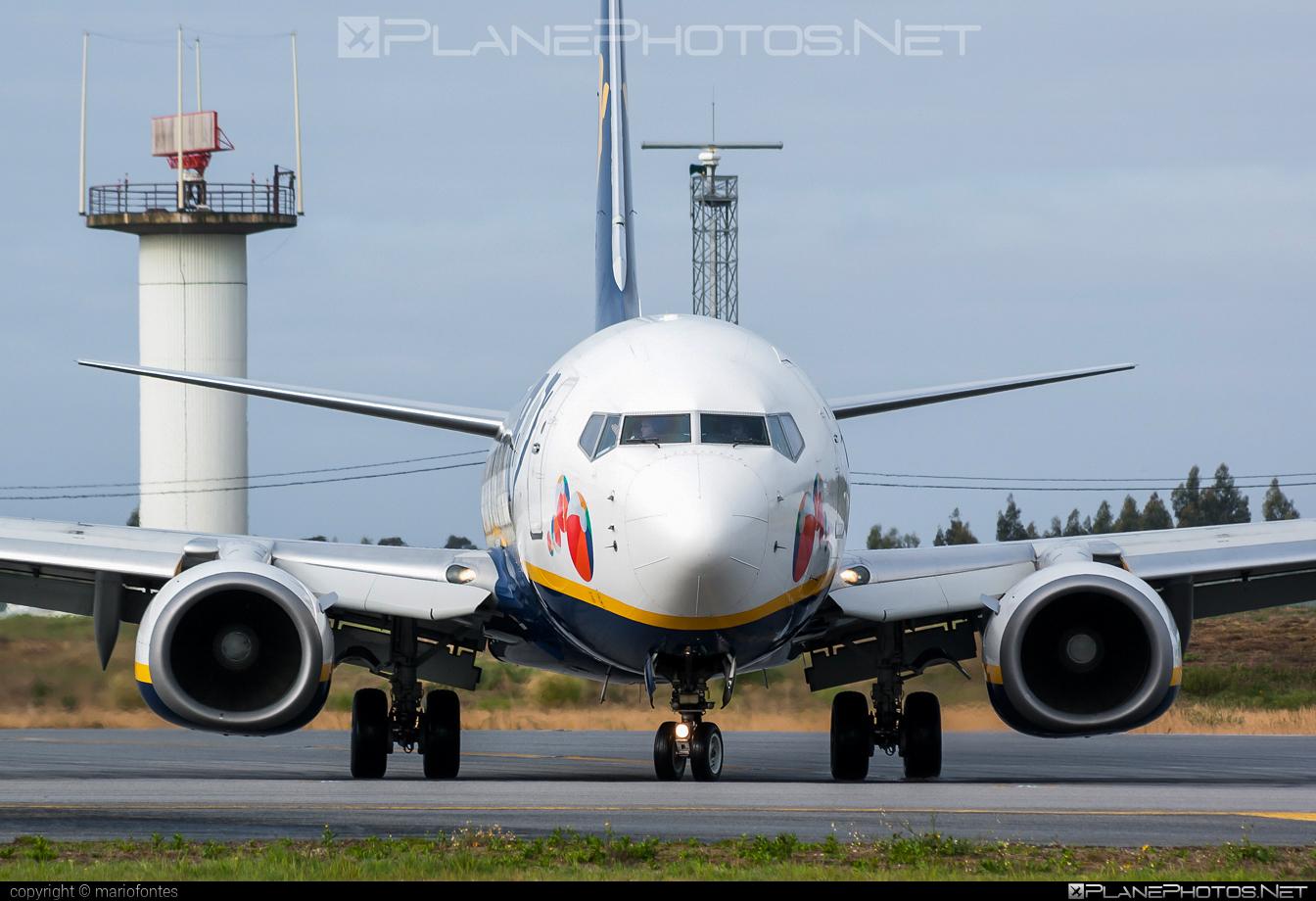 Boeing 737-800 - EI-DYT operated by Ryanair #b737 #b737nextgen #b737ng #boeing #boeing737 #ryanair