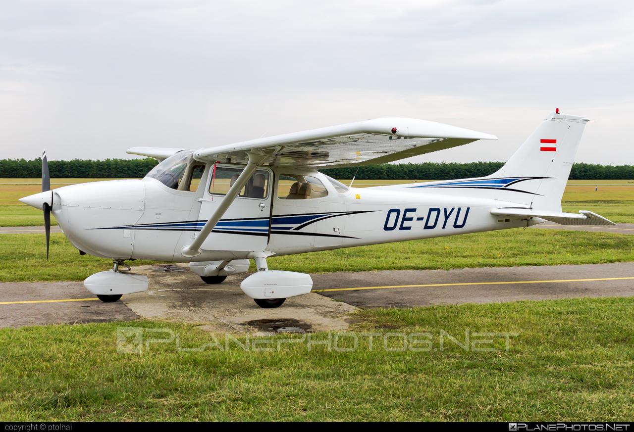 Reims F172N Skyhawk II - OE-DYU operated by Private operator #reims