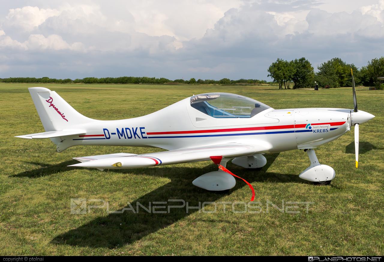 Aerospool WT9 Dynamic - D-MDKE operated by Private operator #aerospool #wt9 #wt9dynamic