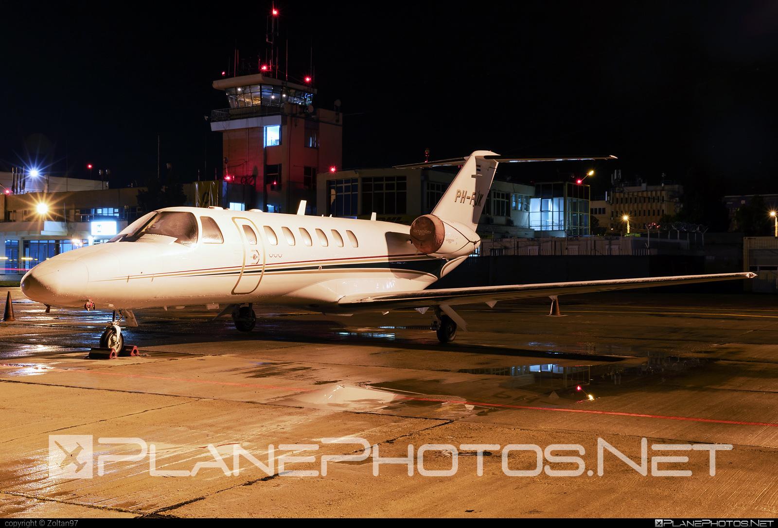 Cessna 525B Citation CJ3 - PH-FJK operated by Air Service Liege #cessna #cessna525 #cessna525b #cessnacitation #citationjet #citationjet3 #cj3