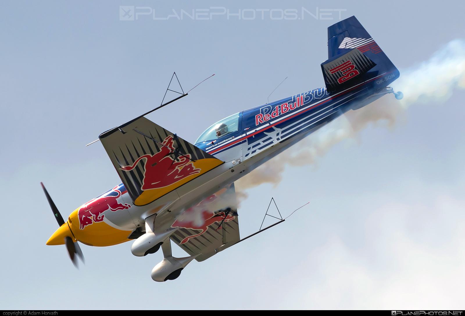 Extra EA-300SR - OK-SON operated by Private operator #extra300 #extraea300 #extraea300sr #martinsonka #siaf2019
