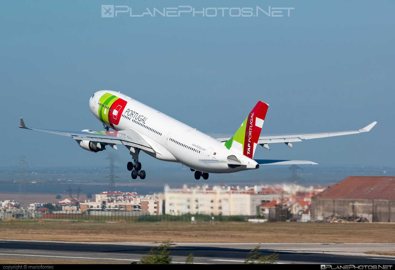 Airbus A330-202 - CS-TOO operated by TAP Portugal #a330 #a330family #airbus #airbus330