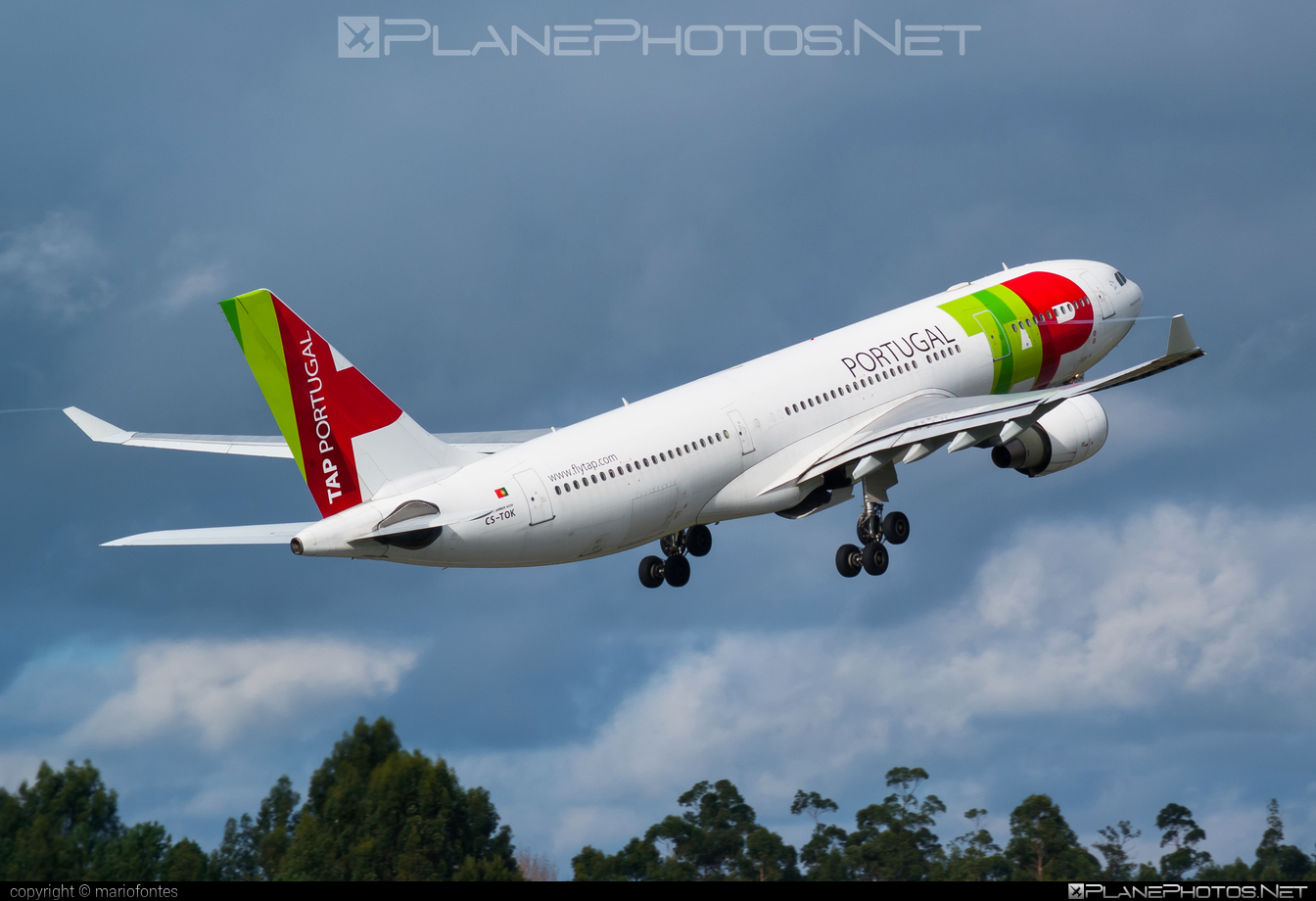 Airbus A330-223 - CS-TOK operated by TAP Portugal #a330 #a330family #airbus #airbus330