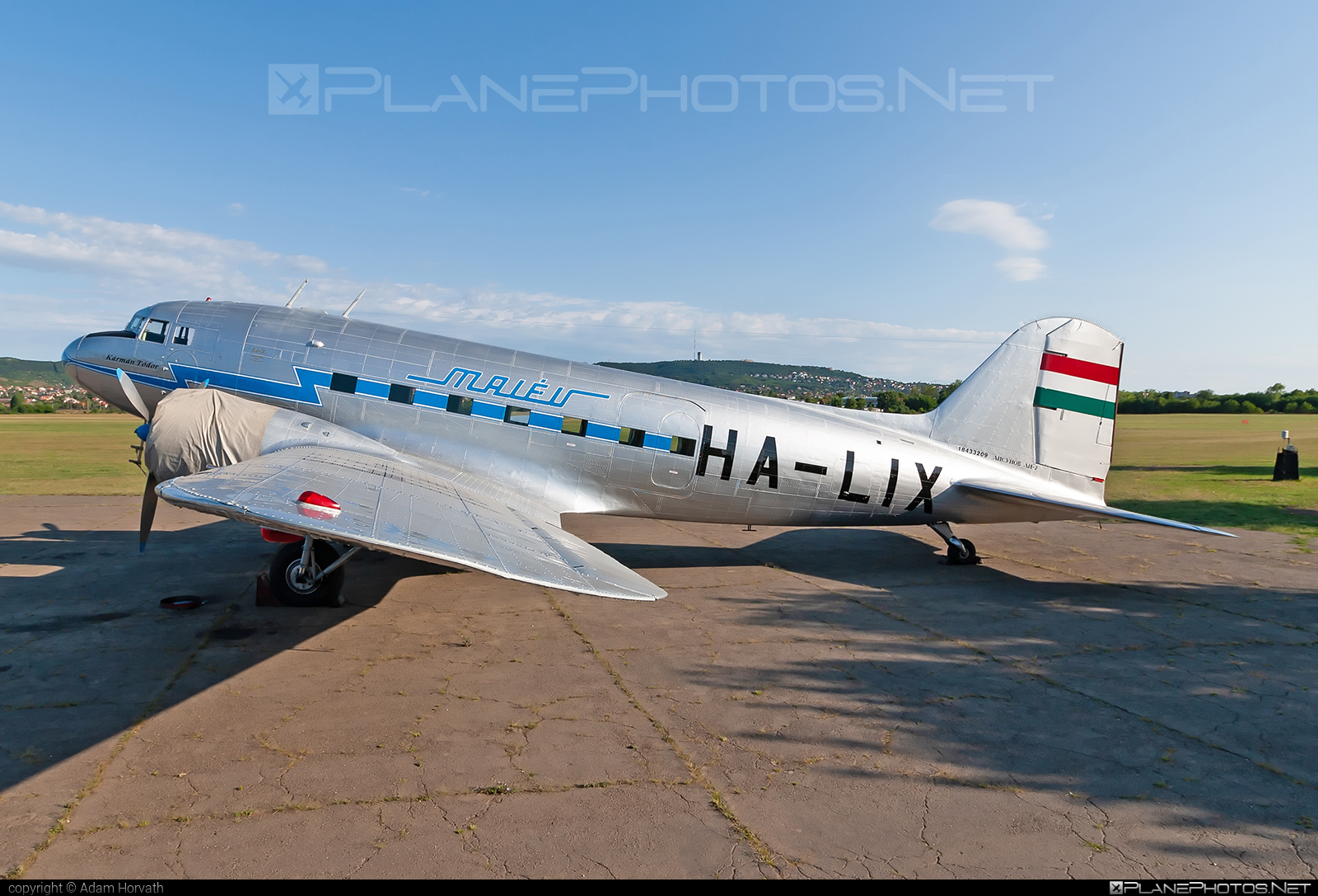 Lisunov Li-2 - HA-LIX operated by Goldtimer Foundation #lisunov