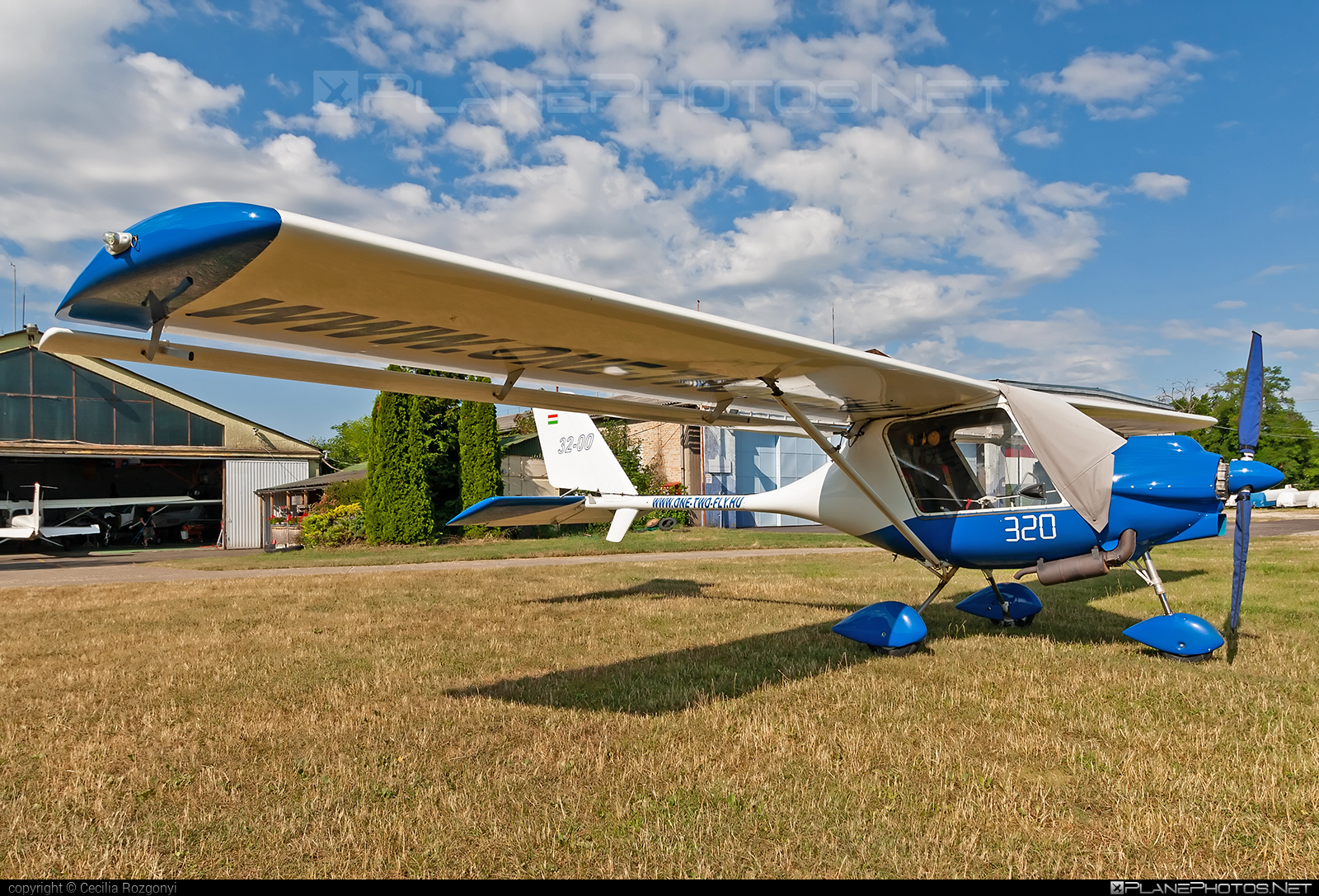 Fly Synthesis Storch CL - 32-00 operated by Private operator #flysynthesis #flysynthesisstorch #flysynthesisstorchcl